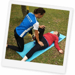 Stretching im Personal Training