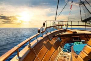 Neugierde, Bücher und Segelschiffe – 7 Buchtipps, die Ihr Leben verändern können.