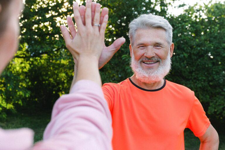 Wir trainieren Sie für das tägliche Leben – so natürlich wie möglich! Raus aus dem Kopf, rein in den Körper.
